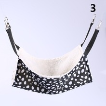 New Cat Hanging Bed Cat Mat Warm Soft Kitten Hanging Breathable Bed Pet Cat Hammock Bed for Small Dog Puppy Bed Cushion Hammock
