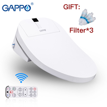 GAPPO Toilet Seats electric bidet seat cover heated Smart toilet seats dry clean intelligent tapa wc