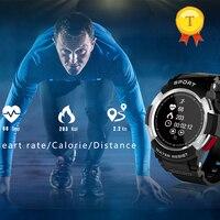 new man GPS Smart Band IP68 Waterproof Sports Wristband Multiple sports Heart Rate Monitor MSG push calorie distance Smartband