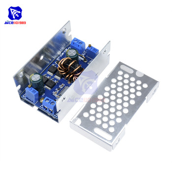 DC-DC 4 -32V to 1.2 -32V 12A Step Down Buck Converter Power Supply Module Constant Voltage Constant Current Module Board image