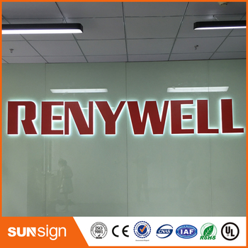 Factory Outlet outdoor advertising decor letter light waterproof Stainless steel backlit led signs pinuslongaeva ce emc lvd fcc factory outlet bo 3ayt 201 304 stainless steel shell aquaculture ozonizer to eliminate odors