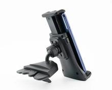 Car CD Player Slot Mount Cradle GPS Tablet Phone Holder Stands For Wiko U Feel Prime