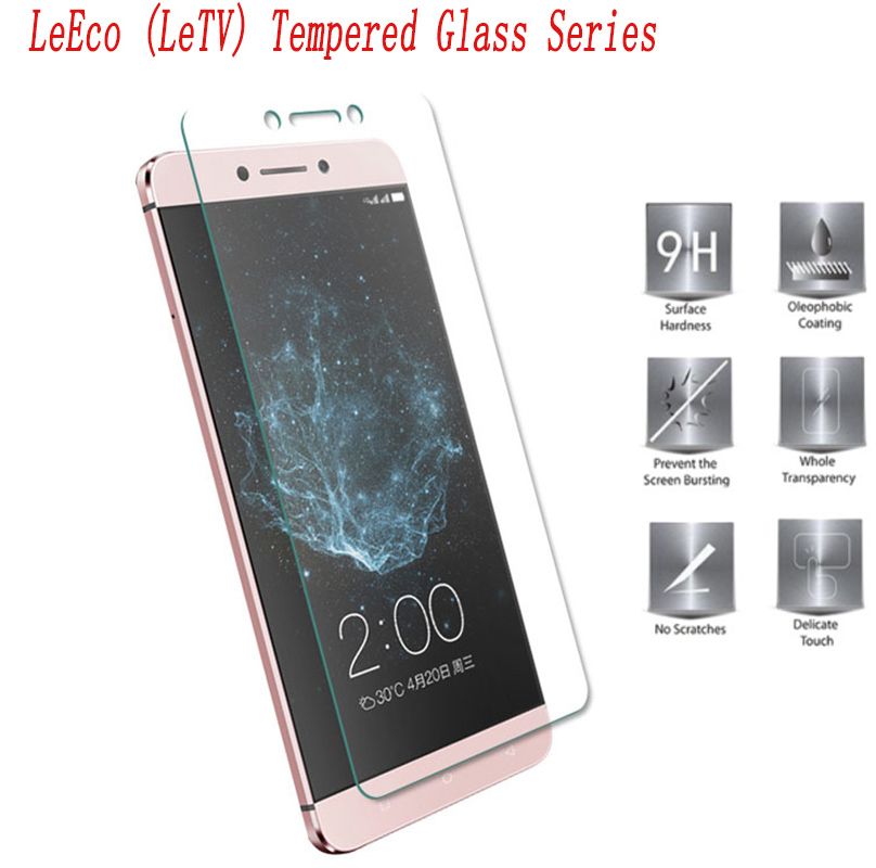2PCS Smartphone Tempered <font><b>Glass</b></font> Protective Film Screen Protector for <font><b>LeEco</b></font> LeTV One Pro <font><b>Cool</b></font> <font><b>1</b></font> Le 2 Pro 1s S3 Max 2 image