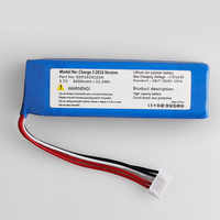 6000mah GSP1029102A battery for JBL Charge 3 2016 Version batteries