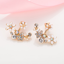 Korean Fashion Pearl Earrings