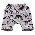 Baby Dinosaur Printting Shorts Kids Boys Girls Trouser Bottoms Toddler Legging Sweat Harem Short Pant 0-3Y