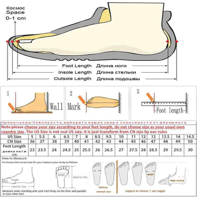 2019 erkek Sandalet Yaz Yüksek Kaliteli Marka Ayakkabı Plaj Erkek Sandalet günlük ayakkabılar Hakiki Deri Moda Açık Ayakkabı 38- 48
