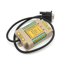 FOURSTAR Omron PLC RS232 to RS485/422 conversion module Photoelectric isolation Lightning surge surge Baud rate 0~115.2Kbps цены онлайн