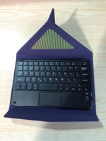 2015 Newest Touch Panel Keyboard Case For Lenovo A3000 Tablet Pc Lenovo A3000 Keyboard Cover Lenovo