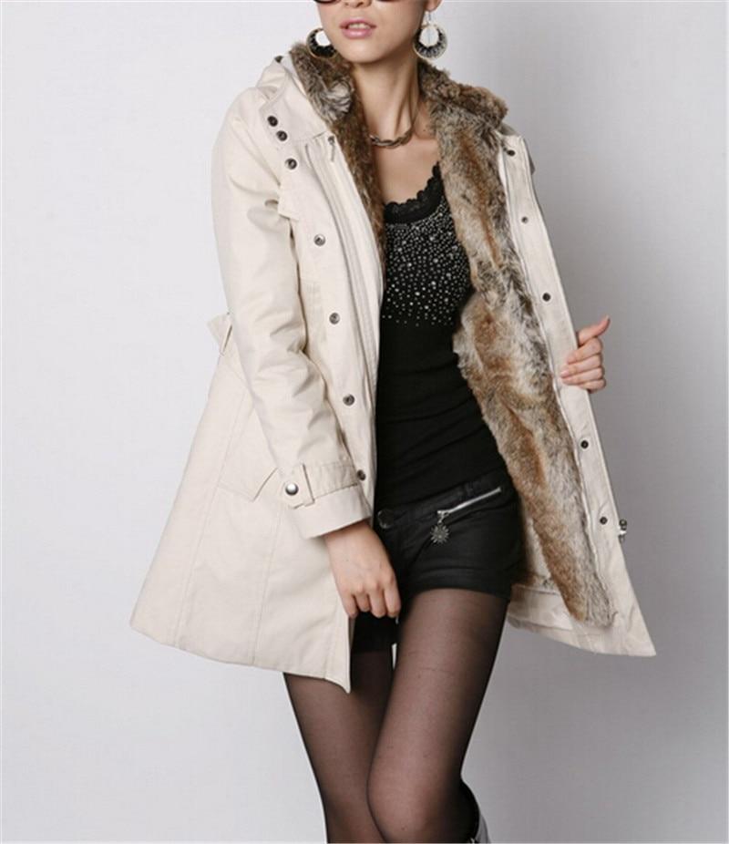 manteau femme 2015 femmes chaud en cachemire manteau de laine beige hiver rev tement tranch e. Black Bedroom Furniture Sets. Home Design Ideas