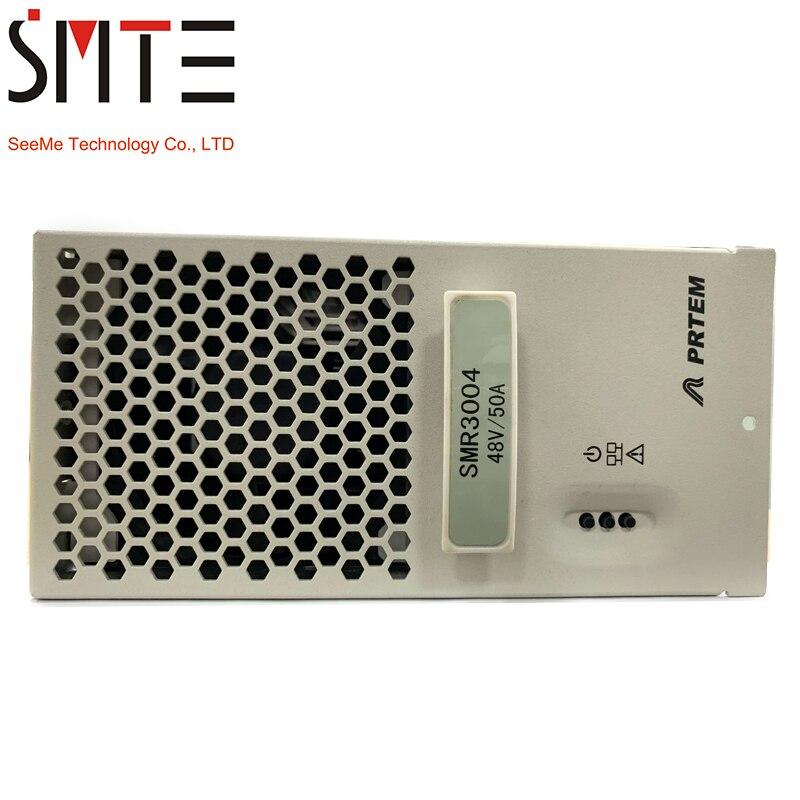 SMR3004 power supply 220 48V50A power 90% new original second-hand Reotifier moduleSMR3004 power supply 220 48V50A power 90% new original second-hand Reotifier module