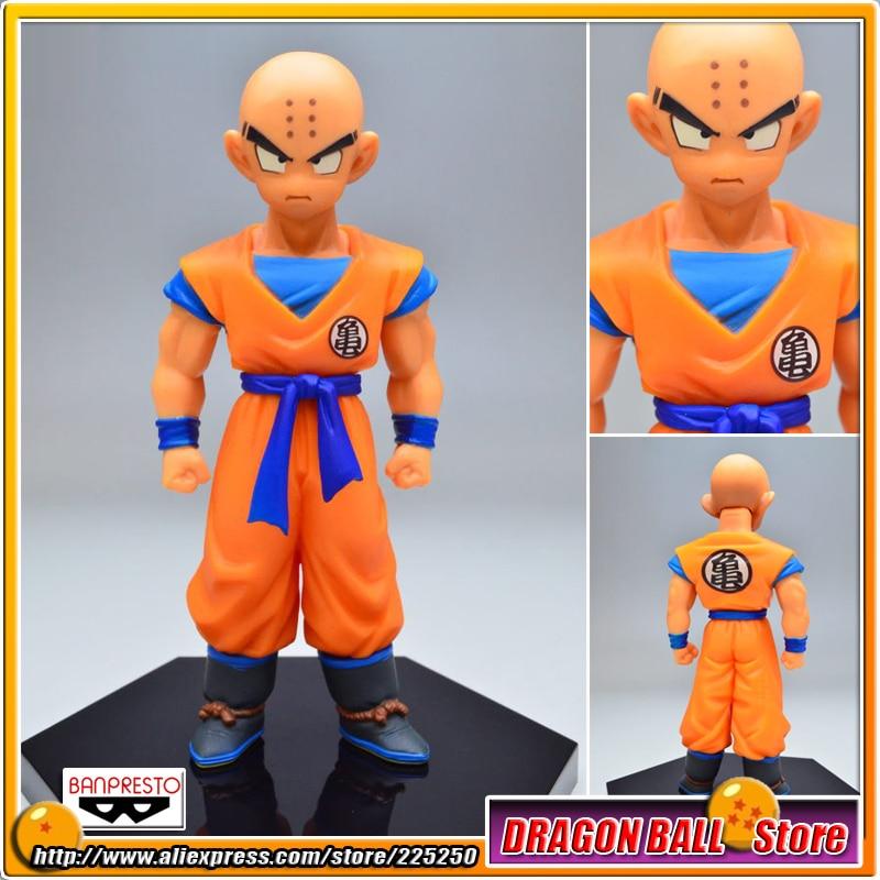 Japan Anime DRAGONBALL Dragon Ball Z Original BANPRESTO Chozousyu Figure Vol.3 - Klilyn / Kuririn