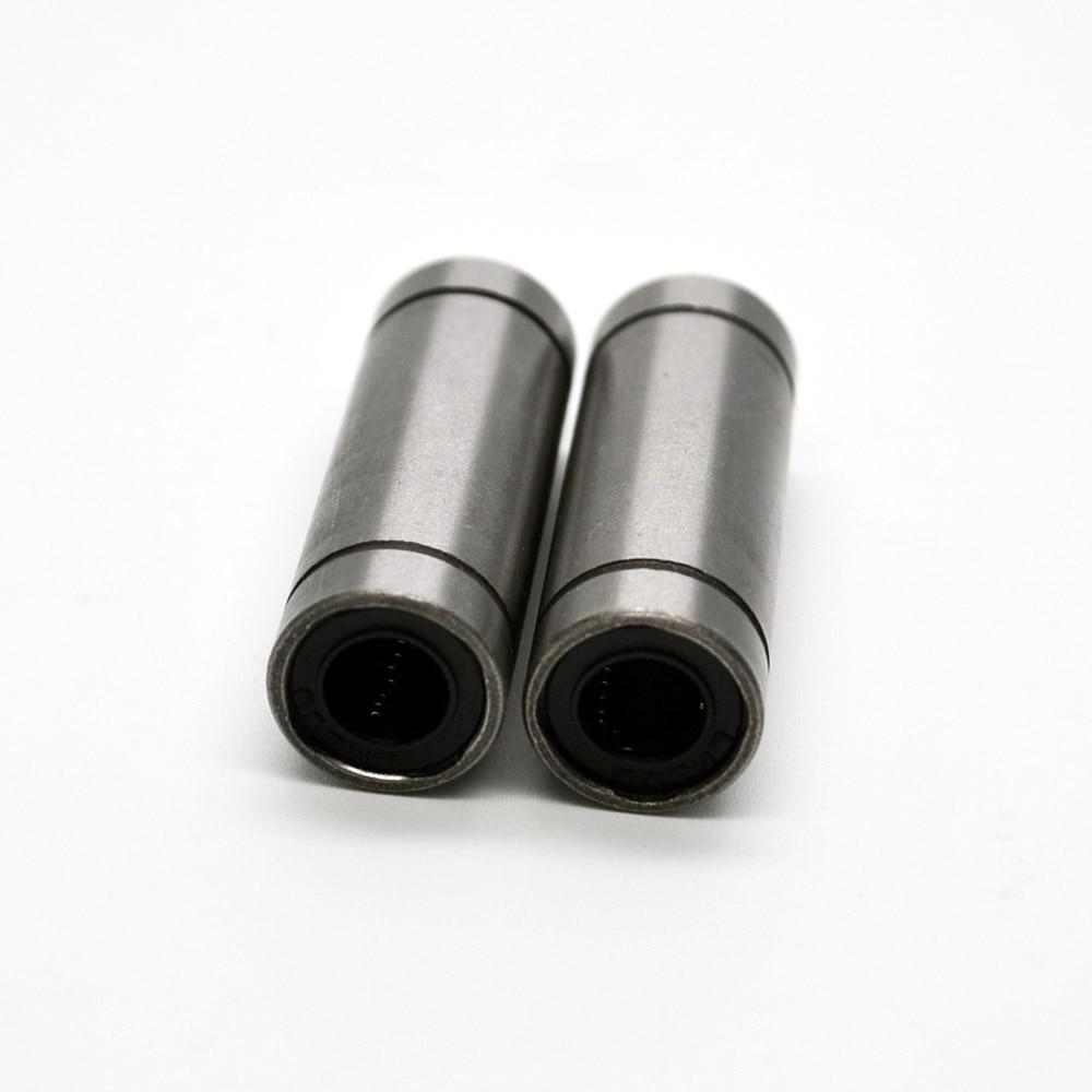 все цены на 4pcs LM16LUU 16mm Linear Ball Bearing Bush Bushing  CNC Parts Bearings New For 16mm Linear Shaft онлайн