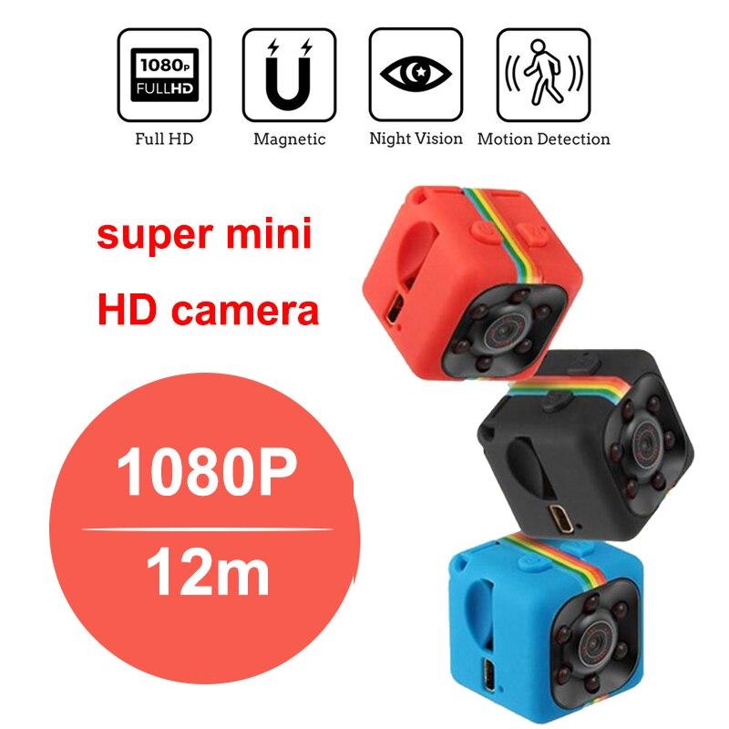 Date SQ11 Mini caméra HD 1080 p Cam Vision Nocturne Mini Caméscope D'action Caméra DV Vidéo Enregistreur vocal Micro Caméras PK SQ8