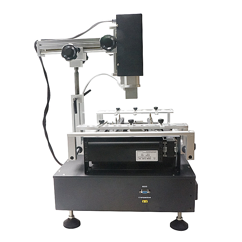 3 zones HT 4kw R392 BGA soldering station in Soldering Stations from Tools