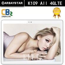 Carbaystar k109 4g lte android 6.0 10.1 polegada tablet pc mt8752 Octa Núcleo 4 GB RAM 64 GB ROM 5MP IPS Tablets pcs Ouro, Prata(China (Mainland))