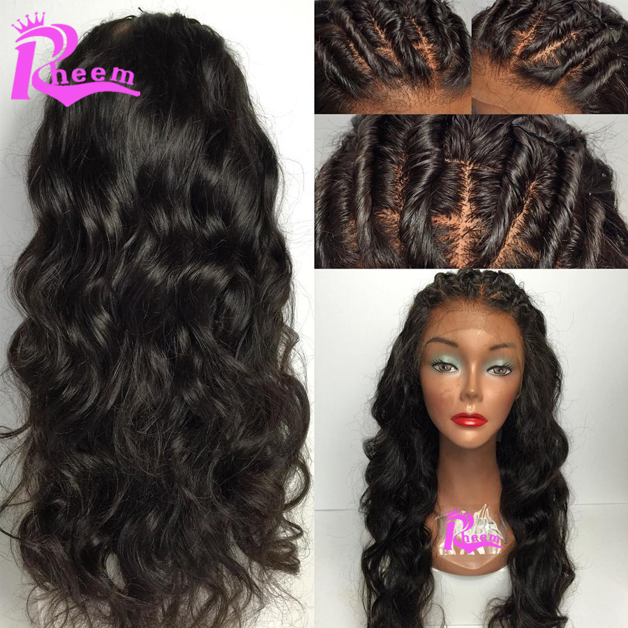 8A Best Silk Top Full Lace Wigs Brazilian Virgin Hair Body