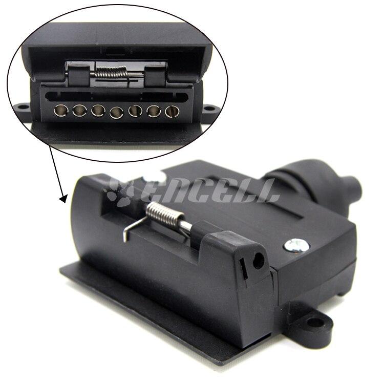 7 pin flat trailer plug wiring diagram pin round trailer plug wiring  Pin Trailer Plug Wiring Diagram Skyline Aljo on