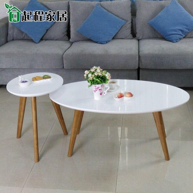 Tablas de madera ikea amazing novedades en cocinas de - Mesa ovalada ikea ...