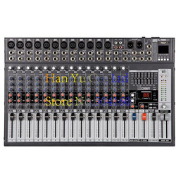 High quality AUDIO dj mixer pione-er with usb mp3 player music mixer dj controller microphone
