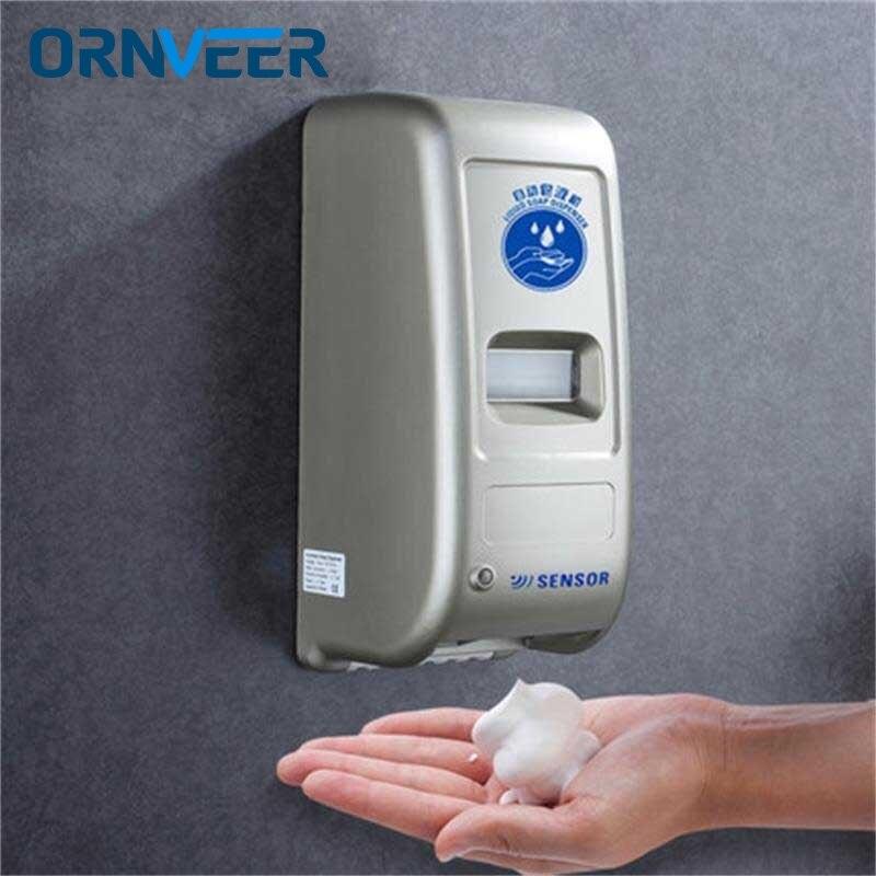 Buy 1000ml automatic soap dispenser - Built in soap dispenser in bathroom ...