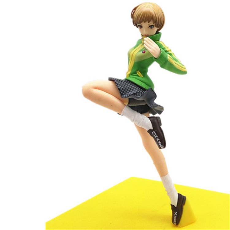 Persona 4 figure P4 Persona4 the ANIMATION animated characters - Amagi Yukiko Action Toy Figure all characters tracer reaper widowmaker action figure ow game keychain pendant key accessories ltx1