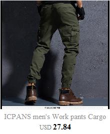 HTB1 OBNeBGE3KVjSZFhq6AkaFXah 2019 Fleece Warm Winter Cargo Pants Men Casual Loose Multi-pocket Men's Clothes Military Army Green Khaki Pants 237