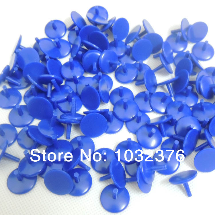 Free Shipping! 100pcs+Plastic Golf Ball Mark Marker Position Liner Club Tranning Aid