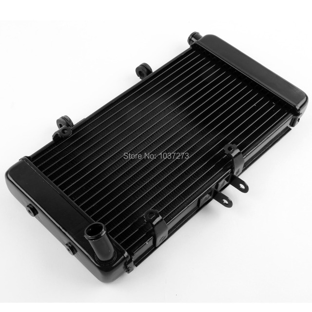 Aluminum Motorcycle Radiator Cooler for SUZUKI GK75A GSF400 1991-1994