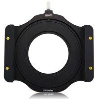SIOTI 100 мм квадратный Z серии металлический фильтр Держатель + переходное кольцо для Lee Hitech Singh-Ray Cokin Z PRO 4X4