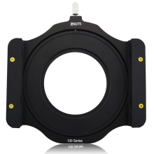 цена на JUST NOW SIOTI 100mm Square Z series Metal Filter Holder+Adapter Ring for Lee Hitech Singh-Ray Cokin Z PRO 4X44x54X5.65Filter