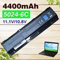 4400 mah batería para toshiba pa5023u-1brs pa5024u-1brs pa5025u-1brs pa5026u-1brs satellite p855d p870 p870d p875 p875d r945