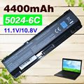 4400mAh Battery For Toshiba PA5023U-1BRS PA5024U-1BRS PA5025U-1BRS PA5026U-1BRS Satellite P855D P870 P870D P875 P875D R945