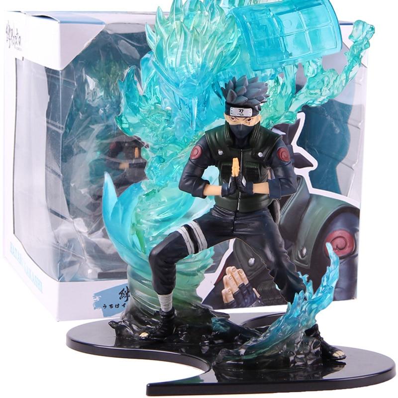 Naruto Shippuden Kizuna Relation Hatake Kakashi Action Figure PVC Collectible Model Toy