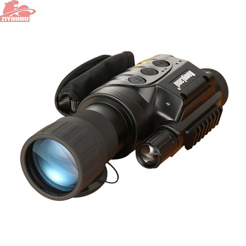 ZIYOUHU Monocular Night Vision Device 6X50 Digital Telescope Image Video Records Infrared Camera Hunting Scope for Day & Night 5x42 infrared ir night vision digital video camera monocular scope telescope for outdoor hunting camping hiking us plug