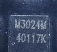 10PCS/LOT M3024M QM3024M M3024 QFN8 IC