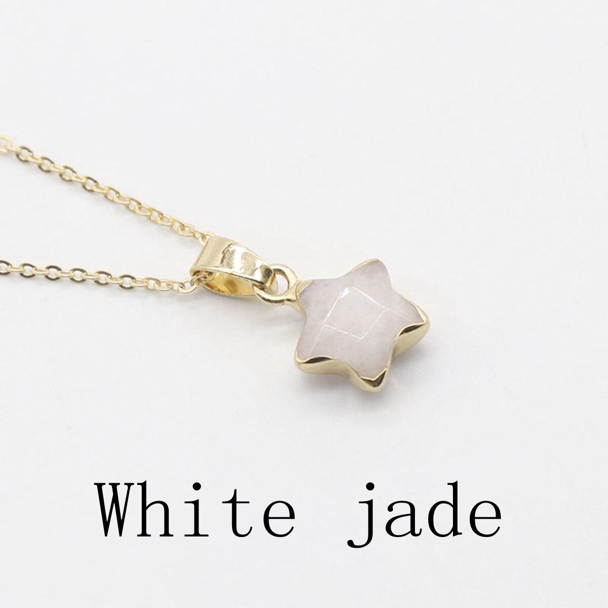 White jade