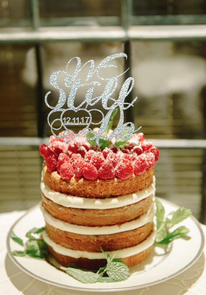 We Say Do Wedding Decoration font b Cake b font font b Toppers b font Bride