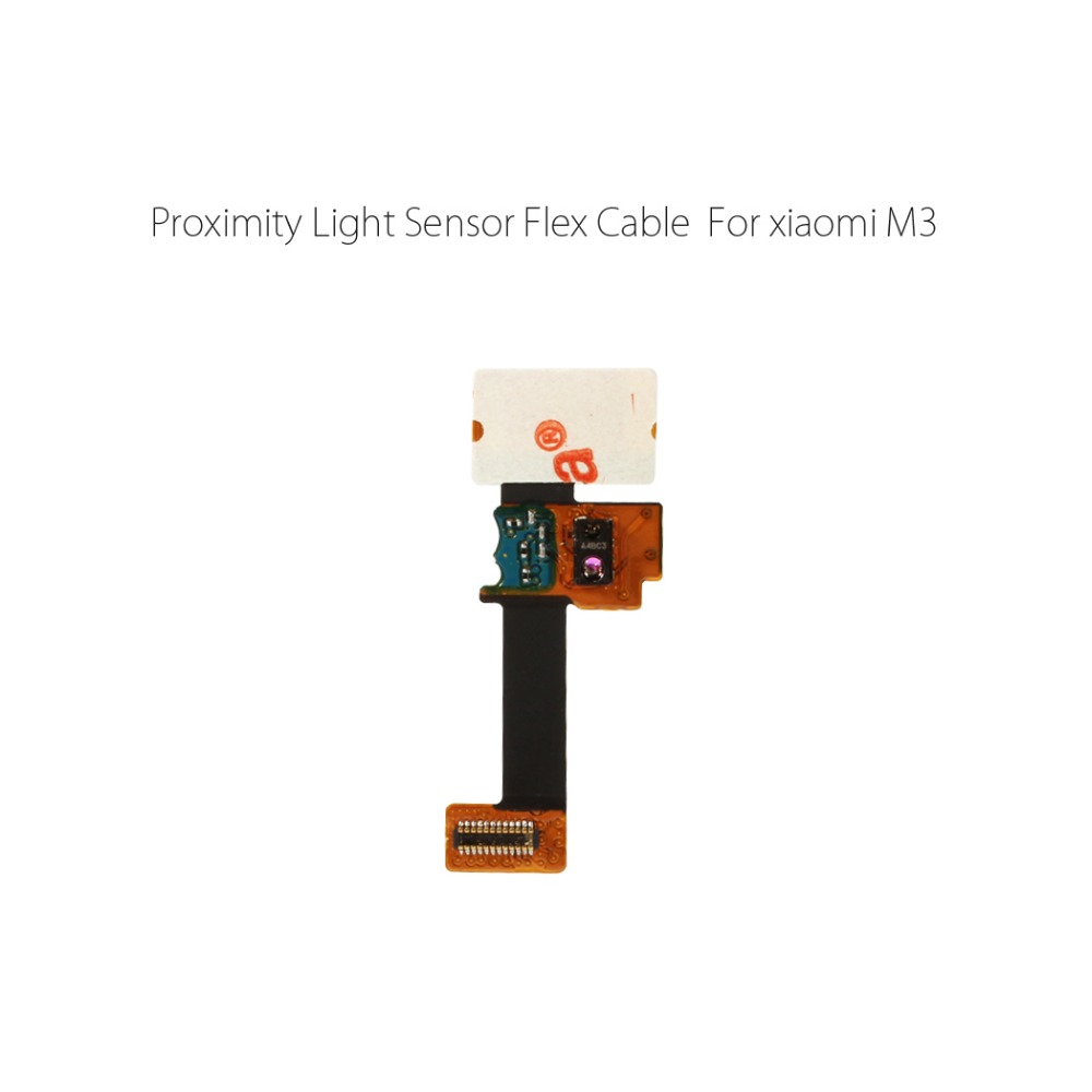 Original Proximity Sensor Flex Cable for Xiaomi Mi3 Mi 3 M3 Replacement Parts 100% Test Before Shipment In Stock