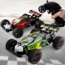 2.4G Remote Control Car 1:18 Charging High-speed Off-road Climbing Toys for Children