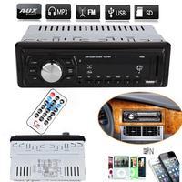MVPower Voiture Audio DIN Au Tableau de Bord Entrée Aux Récepteur FM SD USB Lecteur MP3 WMA Radio Player Support Secure Digital Carte U disque lecteur