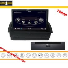 Para Audi A3 2014 ~ 2015-GPS Car Navigation Stereo Radio CD DVD Player 1080 P HD Tela Original Sistema de Design