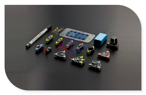 new 100 Genuine Circuit Scribe Maker Kit with including books support create cool circuits as easy
