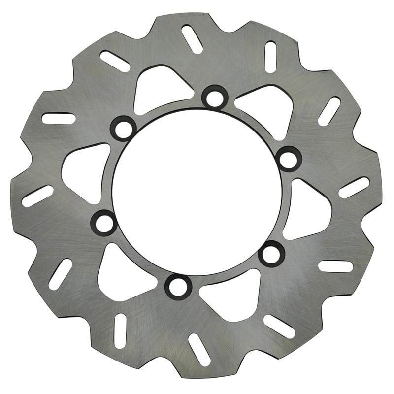LOPOR Motorcycle Rear Brake Disc Rotor KDX125 KDX200 KDX220 KDX250 KLX250 KLX300R KDX 125 200 220 250 KLX 250 NEW free shipping front carbon kevlar brake pads motor kx125 500 kdx 200 250 klx 250