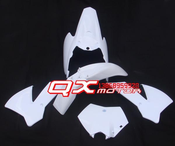 Seoul velocity T8 189 250 Motocross plastic parts car shell casing