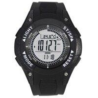 Montre Relógio Bússola Digital Altímetro Barômetro Termômetro Relógio Tempo barometro relogio Masculino Relógio Ao Ar Livre