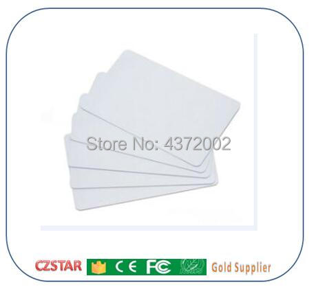 Shop For Cheap Rfid Uhf White Card Read 15m Epc Gen2 Iso 18000-6c Uhf Pvc Tag For Windshield/vip Control Access Card Security & Protection