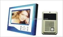 7 Inch Night Vision Digital Color Video font b Door b font Phone Intercom Doorbell System