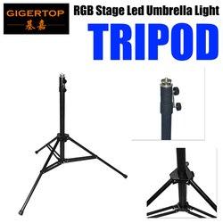 Gigertop metalowe fotografia z powrotem światło oznacza Led parasol ze światłem. Relfectors  softboksy  światła  parasole  tło w Oświetlenie sceniczne od Lampy i oświetlenie na