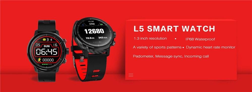 l5 Smart Bracelet